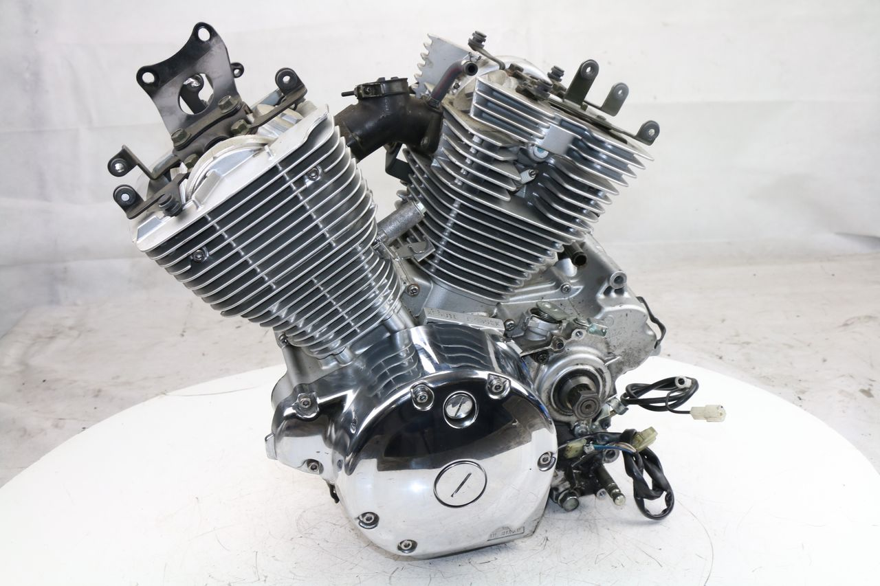 Engine - Yamaha Xvs Dragstar 125   2000